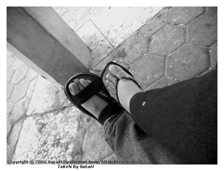 Slippers Love