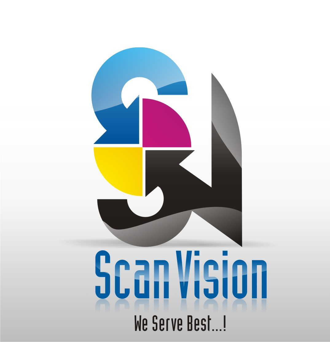 logo of Scan Vision by iffijanu