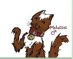 Molasses by MeowKittehX3
