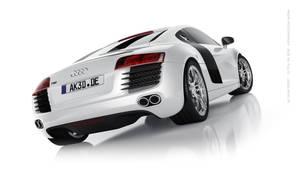 Audi R8 2 - Nurbs Modeling