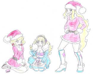 Blonde Christmas