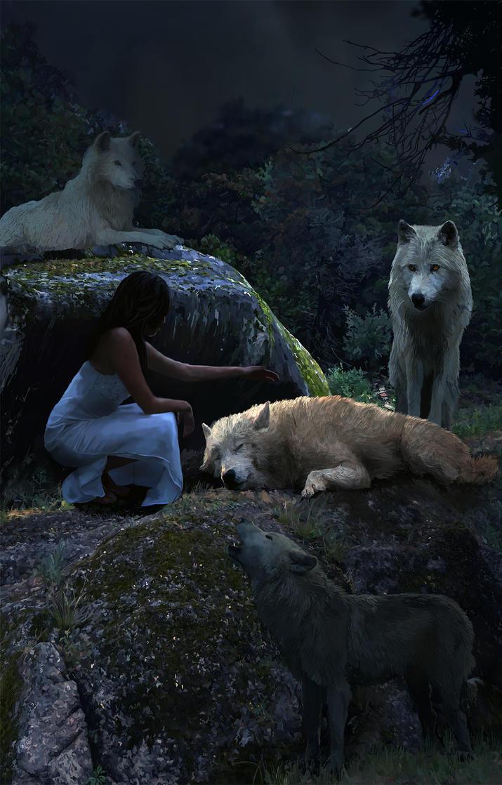 Pieira dos Lobos by NSTaLL