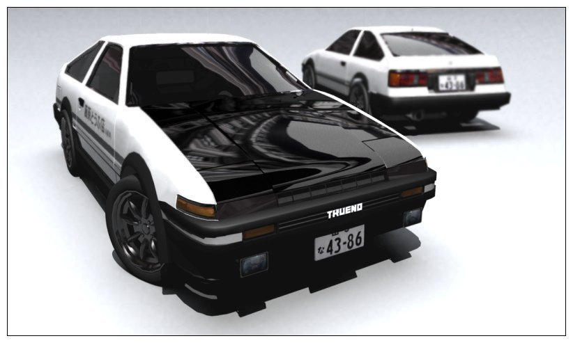 toyota trueno ae86 initial d by peno1 on deviantart. Black Bedroom Furniture Sets. Home Design Ideas