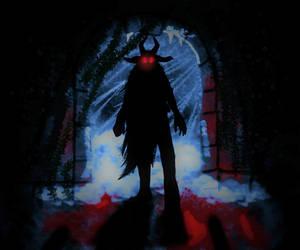 Demonic encounter by LostAzimuth