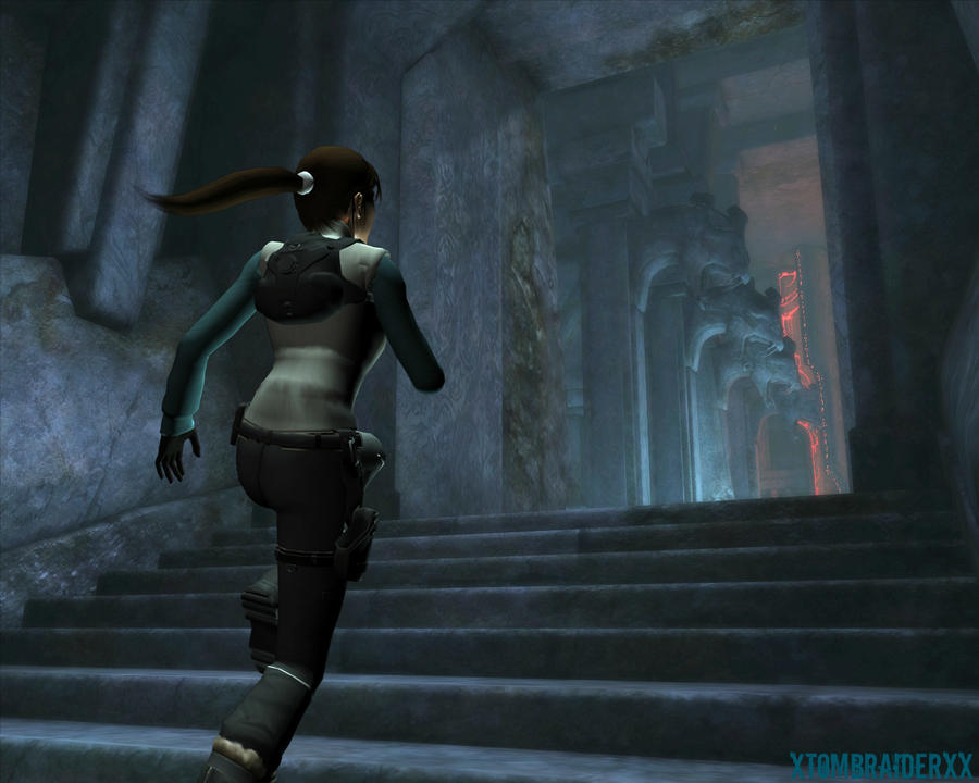 Tomb Raider : Underworld 5 by XTombRaiderxx