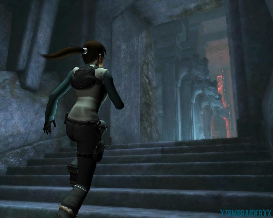 Tomb Raider : Underworld 5 by XTombRaiderxx