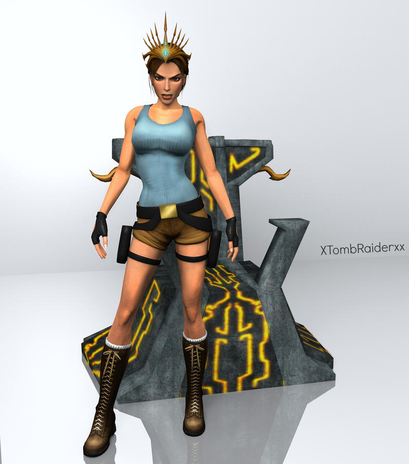 I am the Boss ! by XTombRaiderxx