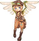 metallic wings by Setsu-sama