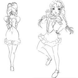 Xareni - OC by Rikkua020399