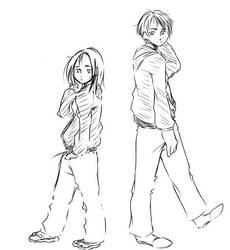 Rikkua (Me) Gender Bender by Rikkua020399