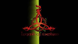 Legend Of Samhain - Logo