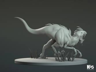 Mutant Raptor Single by kevinsalki