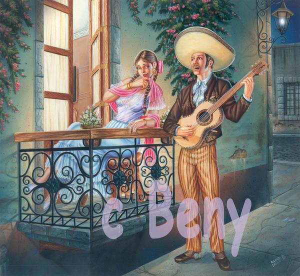 Una serenata by benyhibridos