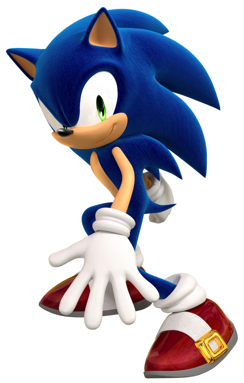 [Let's remake this] Sonic The Hedgehog 3D by Fentonxd