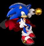 Sonic The Hedgehog Halloween ver.