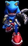 Metal Sonic [3D]