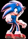 Sonic The Hedgehog Next Gen