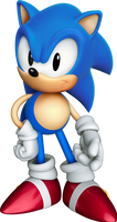 Classic Sonic Unleashed 2