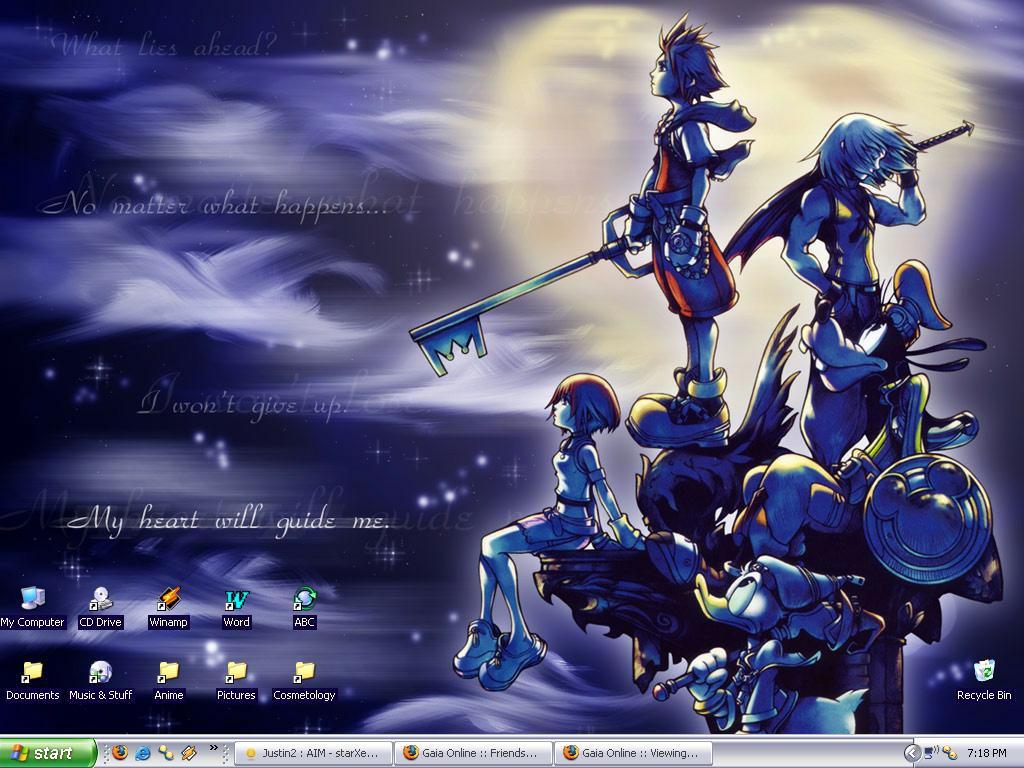 Kingdom Hearts by InnocentlyEvil