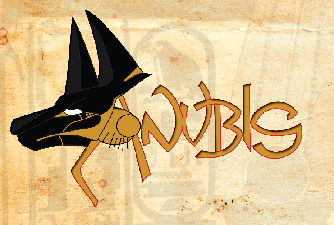 Anubis by CryofDevil
