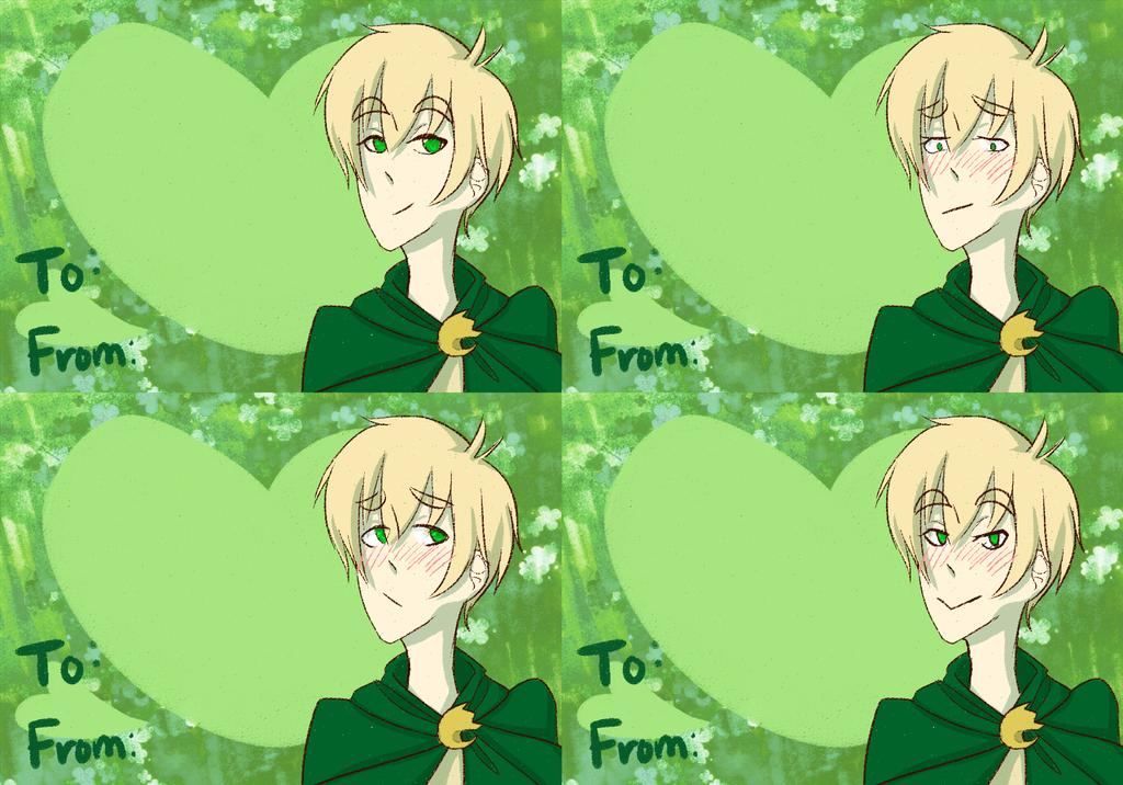 Sorcerer Valentines by kagihana
