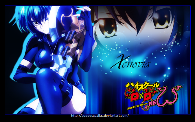 xenovia highschool dxd - photo #23