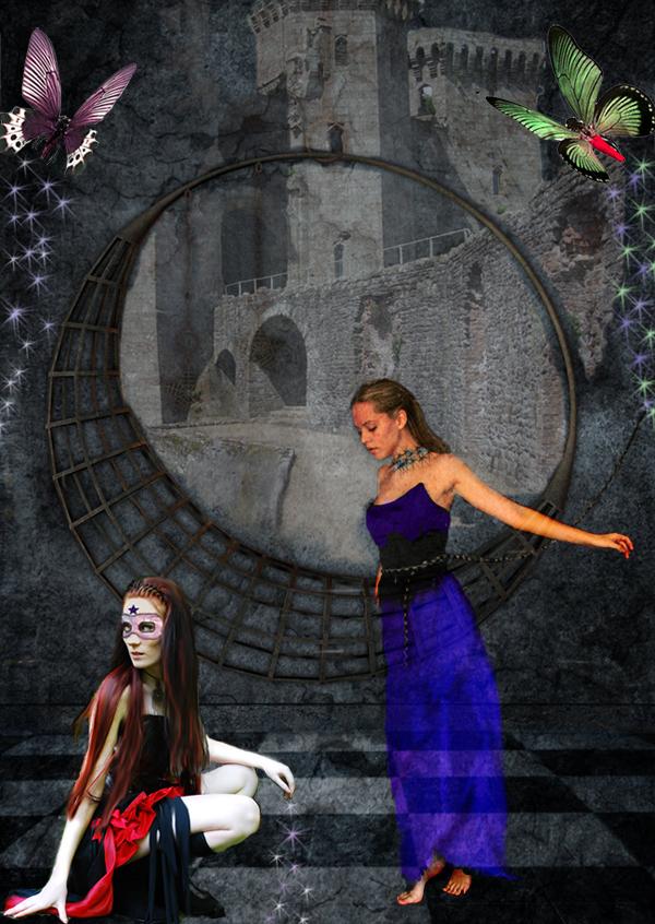 Where Her Dreams Lead v2 by GeorgiaMiaka