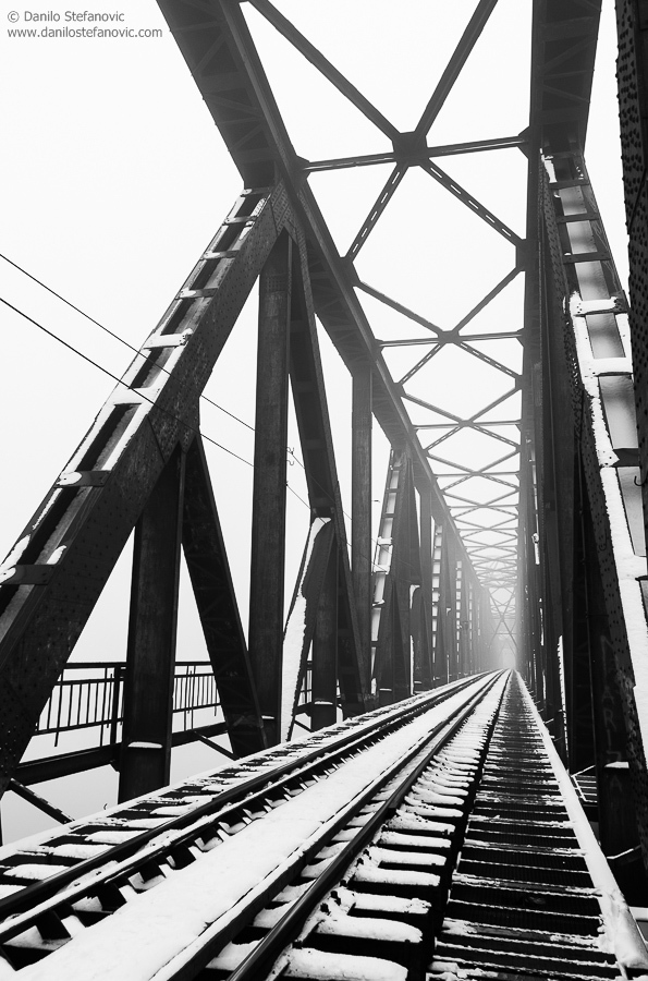 Railroad Bridge 01 by TalesOfAldebaran