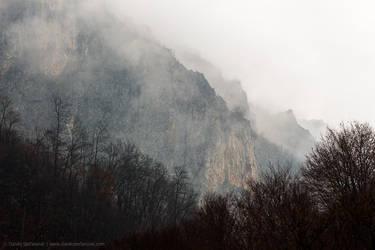 Tresnjica River Canyon 01 by TalesOfAldebaran