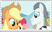 AppleShill Stamp by Crazii-Drawing