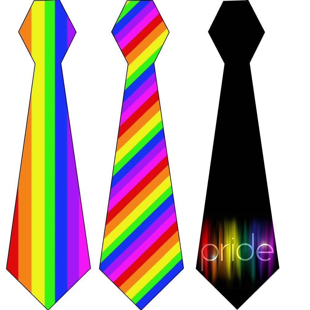 Gay Pride Tie 99