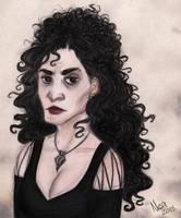 Bellatrix by nekkuu