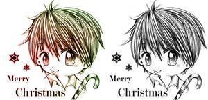 Kazehaya Christmas