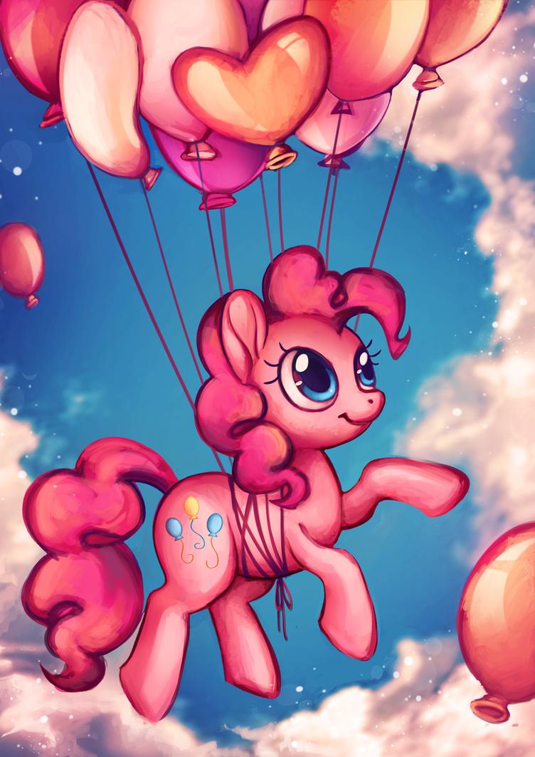 Pinkie Pie by Sprucie