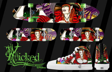 NOW AVAILABLE! by WickedStudioz