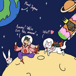 Okami: Epilogue by Pandadrake