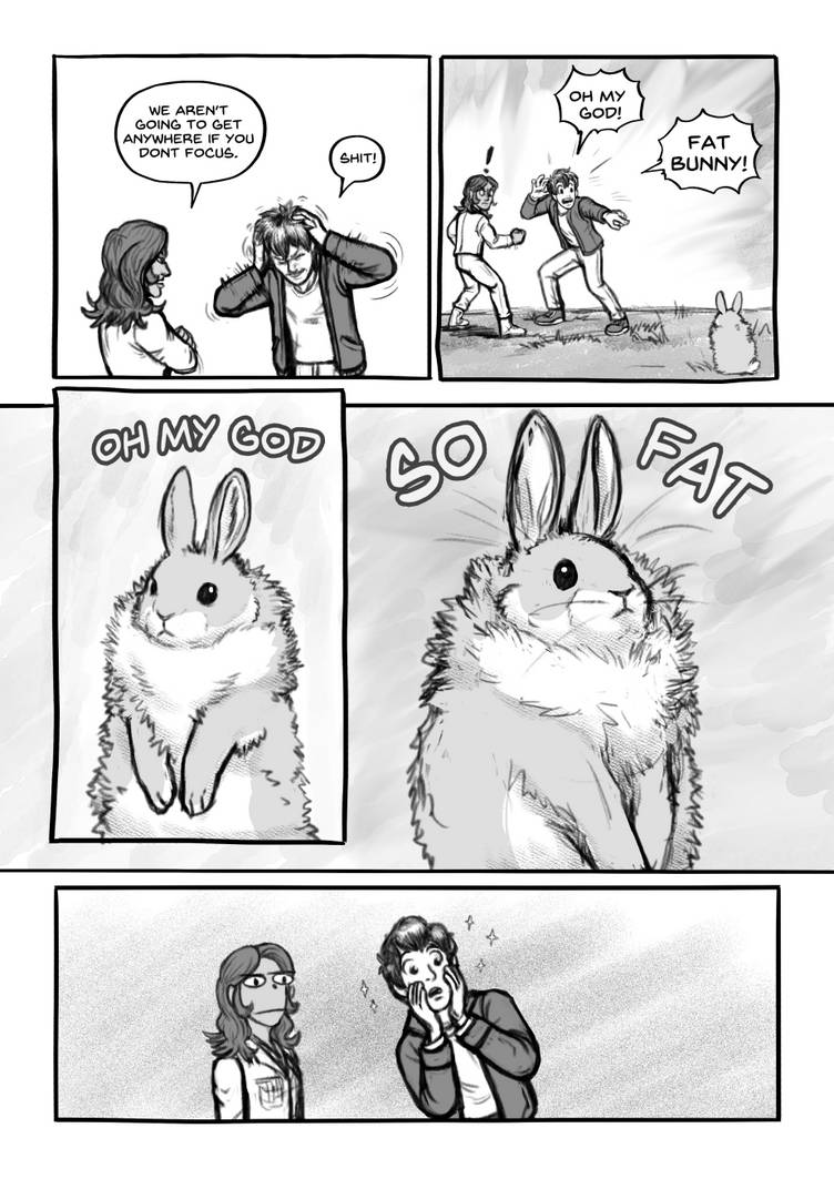 WC: Fat Bunny - Evening