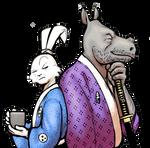 Usagi And Gen