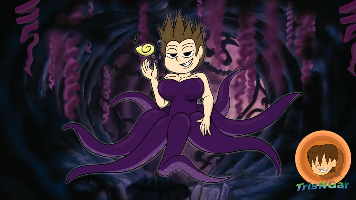TNG as Ursula by TrisNGar
