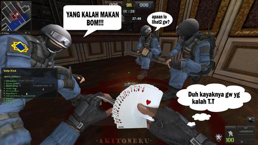 Cheat Terbaru Point Blank 14 September 2014