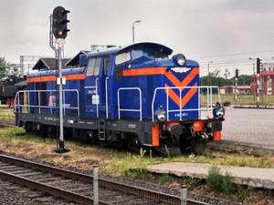 Polish train SM 42