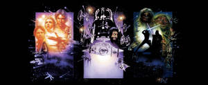 Star Wars: trilogy poster