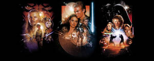 Star Wars: trilogy poster 2