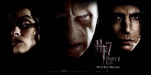 Harry Potter 7 poster 2
