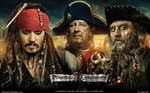 PotC: On Stranger Tides - wall