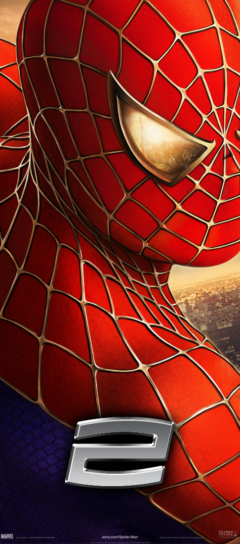 spider man 2 dvd