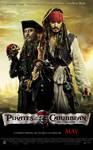 PotC: OST - Jack and Blackbeard - poster
