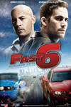 Fast and Furious 6 poster v2