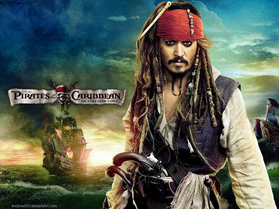 OST - Jack Sparrow wallpaper by AndrewSS7 on DeviantArt