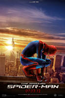 ''Amazing Spider-Man'' poster by AndrewSS7